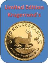 Metals Spot Prices Limited Edition Krugerrands